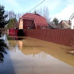Наводнение в СНТ Утро